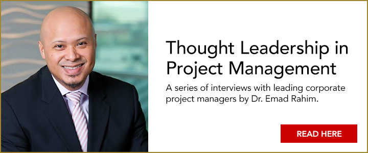 Thought Leadership in Project Management